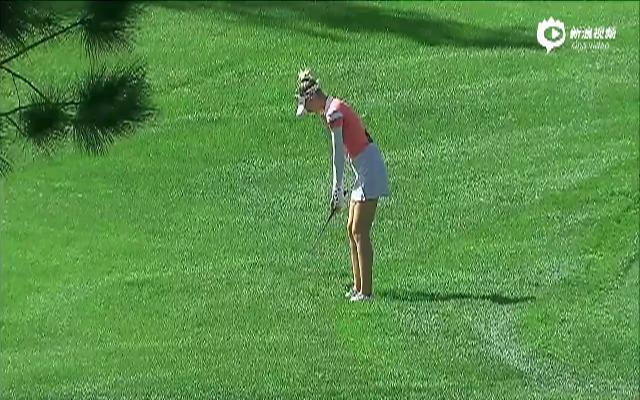 盖布里奇LPGA决赛轮集锦 内莉-科达夺冠