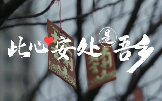 【此心安处是吾乡】留汉过年 温暖心声
