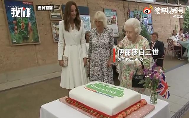 英国女王拒绝接受年度老人奖